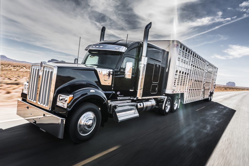 Announcing The All-New Kenworth W990