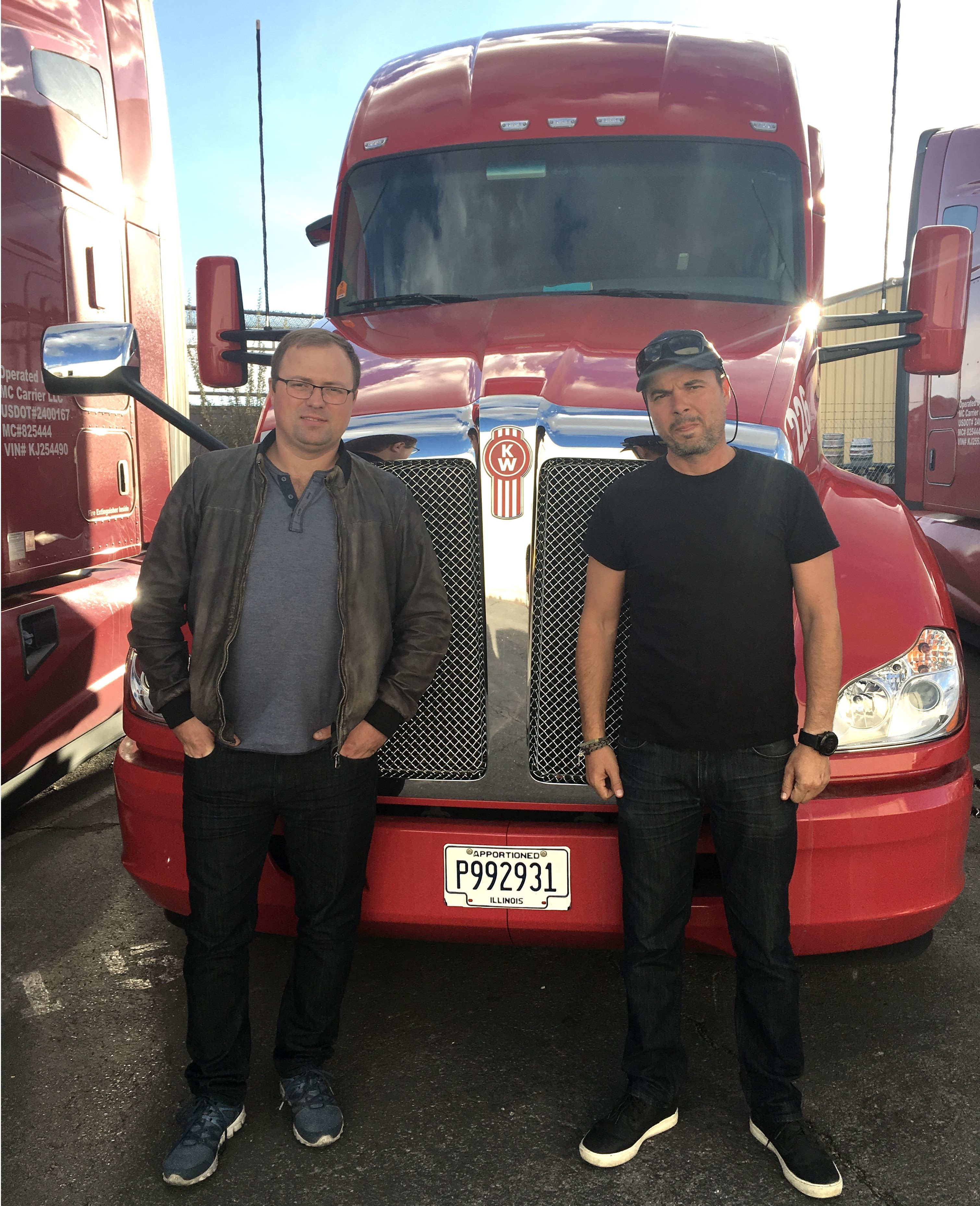 Kenworth T680s Are A Sure Bet For Las Vegas-Based MC Carrier