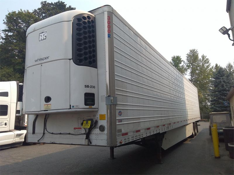 Featured Trailers: Reefers, Dry Vans and Flatbeds – Utility Trailer of Oregon