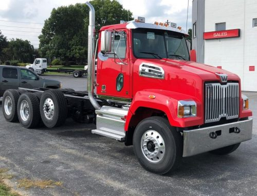 February Featured Trucks from Transteck, Inc
