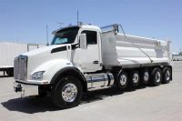 Kenworth 5 Axle Dump Trucks For Sale Available, Feb 2019