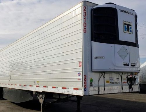 Featured Trailers – 2012 And 2013 Wabash & Utility Reefers