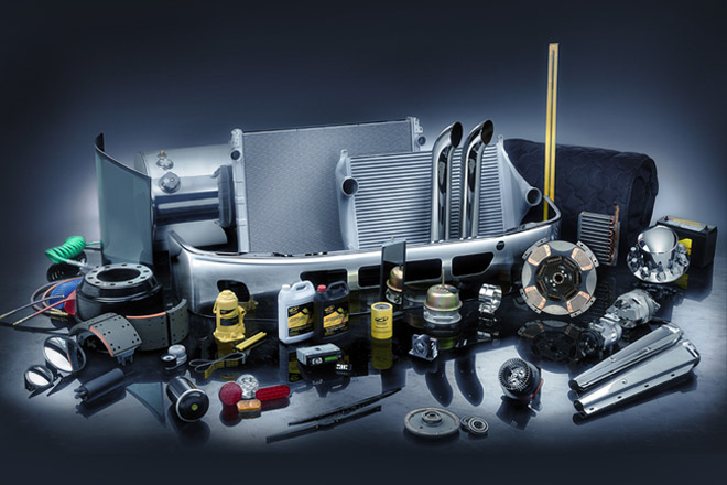 Commercial Truck Freightliner Parts Image