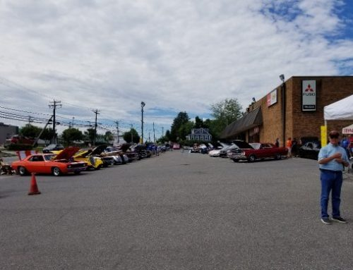 Glen Burnie, MD Car Show at Dovell & Williams