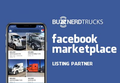 Facebook Marketplace Listing Partner and Buzznerd Trucks